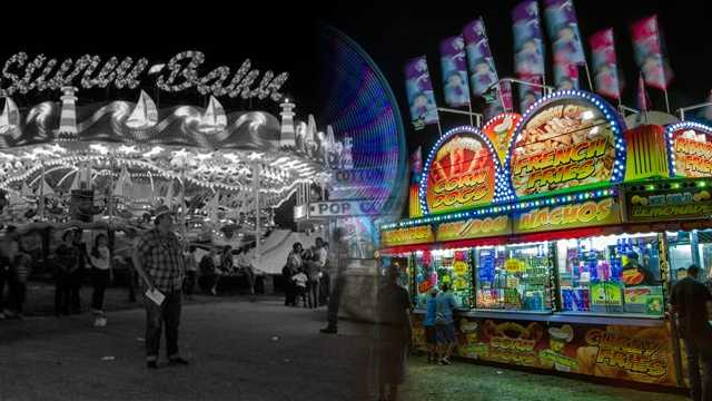 It's almost fair season in Florida! Take a look back in time at historic photos from Florida fairs.