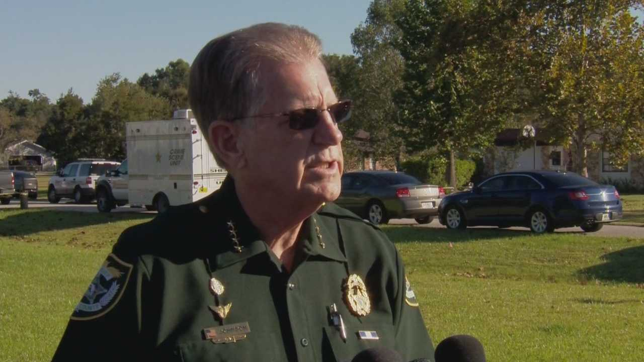 Two children and their father are dead, and one child is in critical condition after an apparent murder-suicide at their home in Port Orange, according to the Volusia County Sheriff's Office.