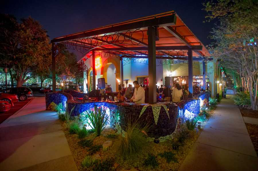3. Tu Tu TangoWhere: 8625 International Dr., Orlando, FL 32819If you enjoy tapas, belly dancers, live music and art, this is a patio bar and restaurant to visit. Some features include Monday through Friday Happy hour, Wine Down Wednesdays and Sunday brunch and Bloody Mary bar.