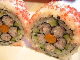 7. Mikado SushiHunter's CreekLake MaryMetroWest