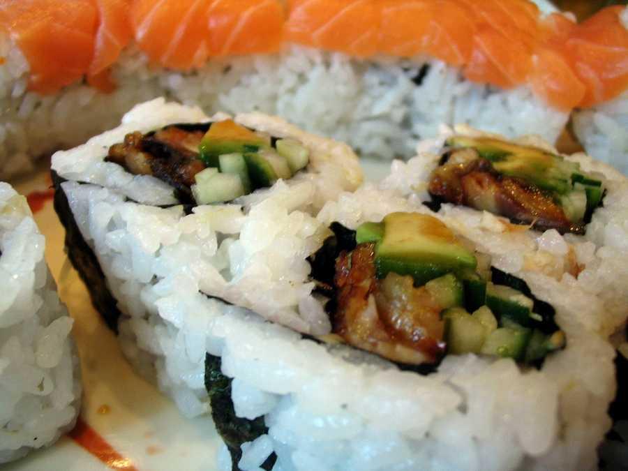 6. Yabi Sushi3755 S. Orlando Dr.,Sanford, FL 32773