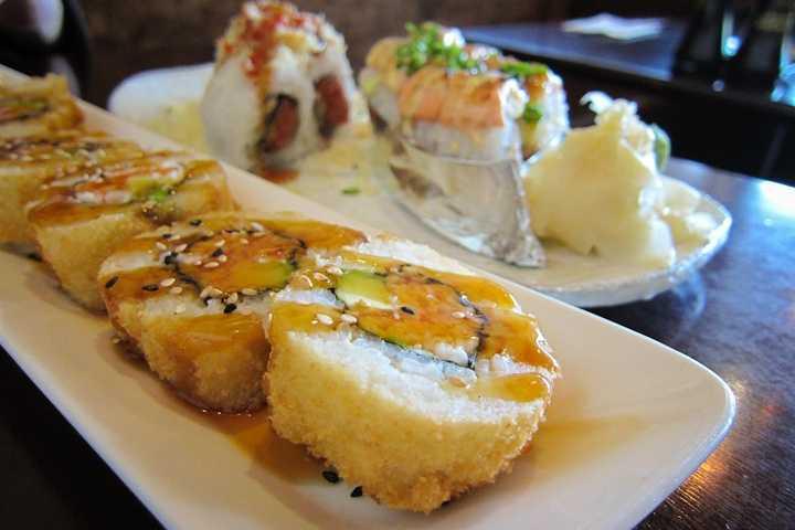 5. Sushi Katana4192 Conroy Rd.,Orlando, FL 32839