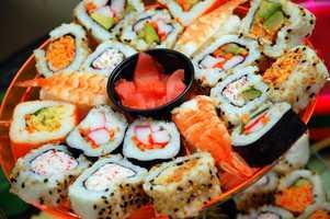 1. Amura Sushi950 Market Promenade Ave.,Lake Mary, FL 32746