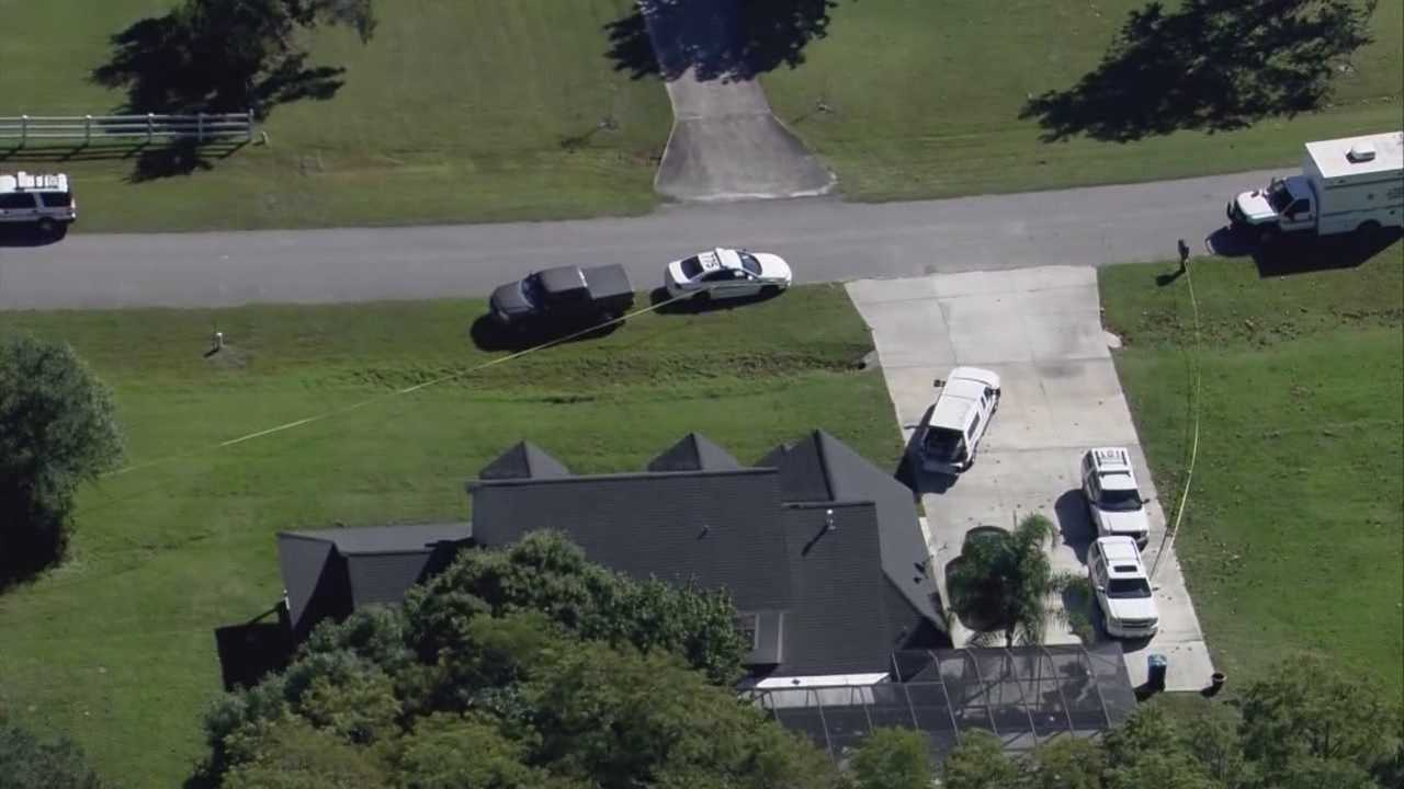Two children and their father are dead, and one child is in stable condition after an apparent murder-suicide at their home in Port Orange, according to the Volusia County Sheriff's Office.