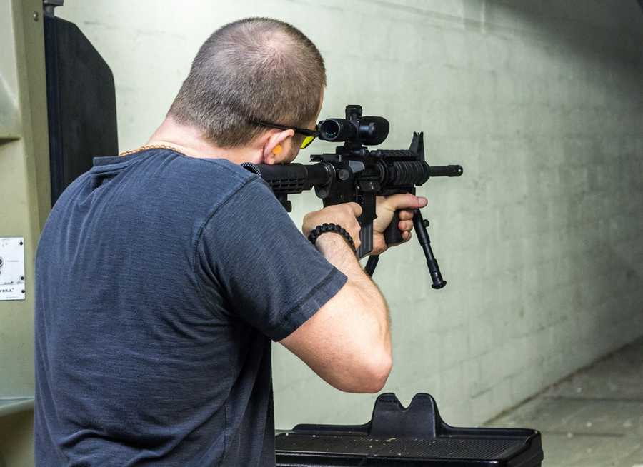 9. East Orange Shooting SportsHere, you can have the excitement of a controlled shooting experience with a variety of pistol, rifle and shot gun ranges.Address: 7210 Gardner St., Winter Park, FL 32792