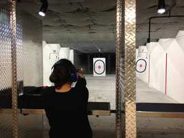 8. The Orlando Gun ClubThis place provides an indoor live fire shooting range experience with a long AC range. There's plenty of room and a wide variety of guns for rent.Address: 3721 Vineland Rd., Orlando, FL 32811