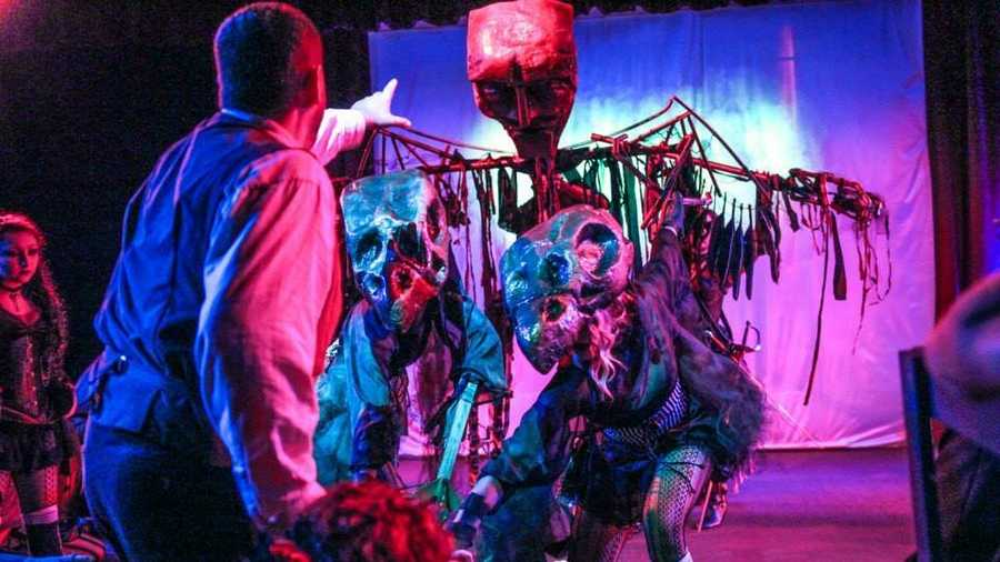 performers with phantasmagoria thrill audiences in orlando