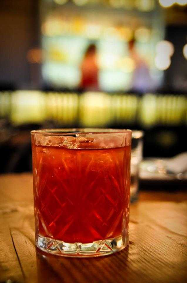 19. Head to Pharmacy for some Inaugural Fish House Punch, which is made with dark rum, cognac, apple brandy, lemon juice and sugar.