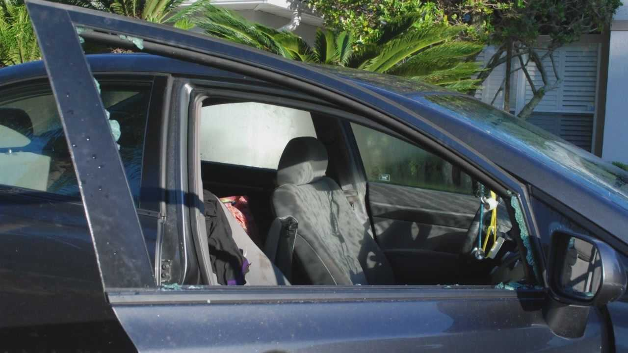 Ormond Beach police are investigating at least 18 car break-ins that happened early Monday.
