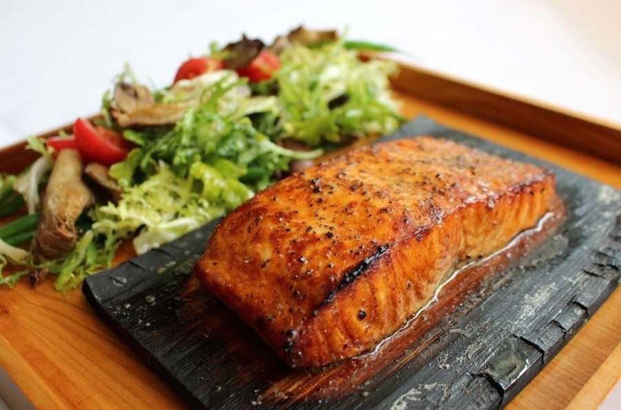 Cedar Plan Salmon