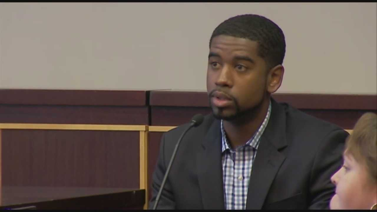 Former FAMU band members testified Wednesday in manslaughter trial of ex-band member Dante Martin who is accused of leading the hazing ritual that ended with the beating death of Robert Champion.