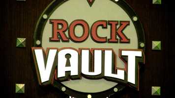 WESH 2's Bob Kealing got a peek inside the Hard Rock vault in Orlando. See some of the famous items inside.
