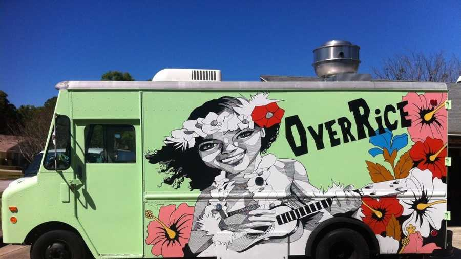 Top  Food Trucks In Orlando Florida