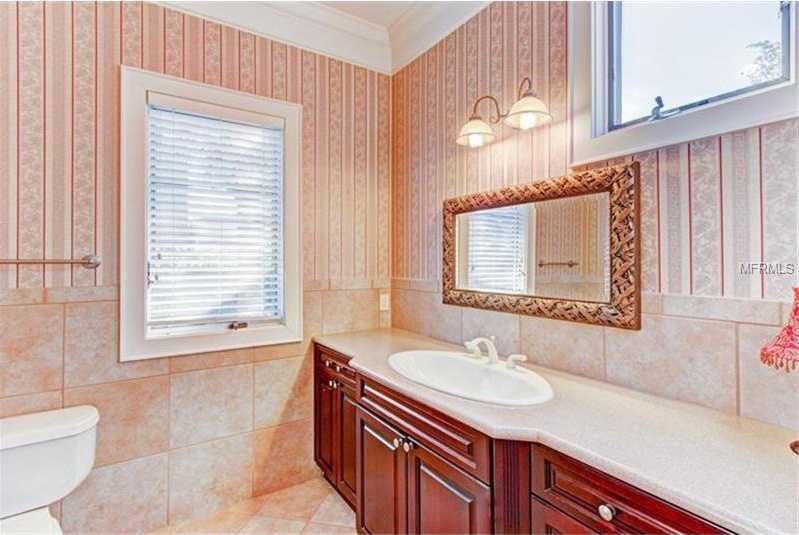Beautiful master bathroom.