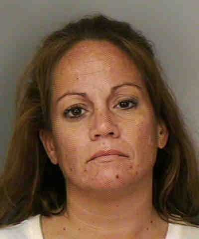 GILBERT, DAWN  MICHELLE - POSS OF METH