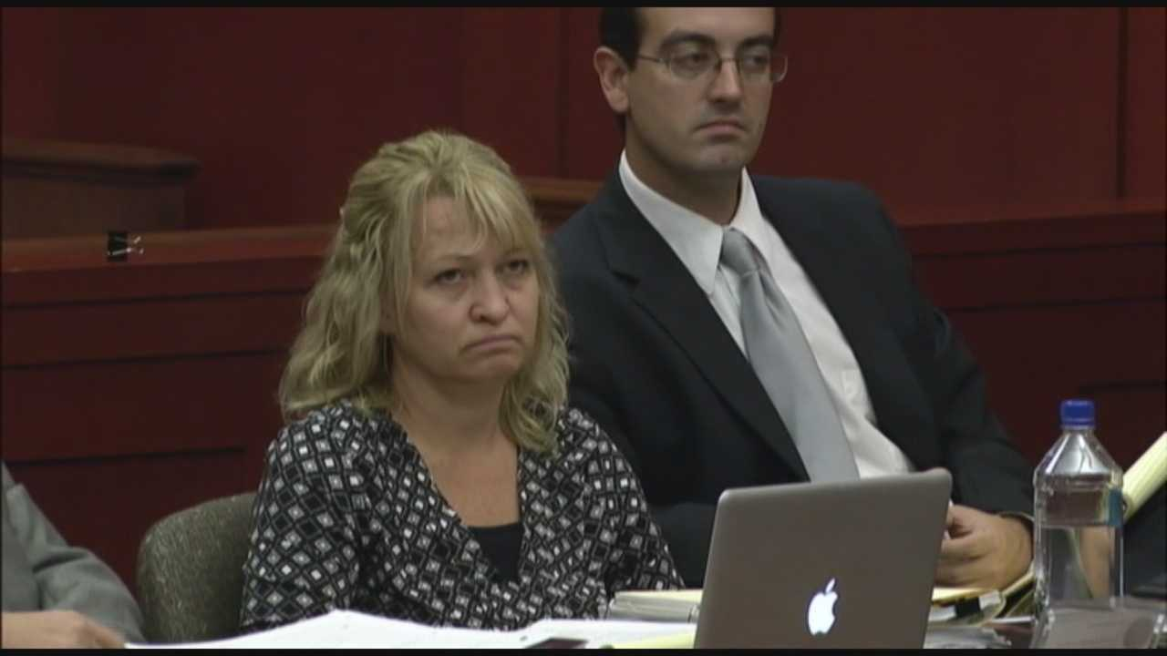 Jury members in Seminole County he testimony from a woman who admits to shooting her ex-husband to death.