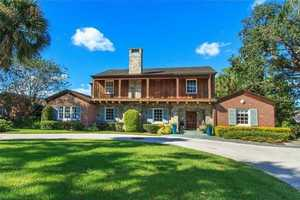 Rich in detail and steeped in history--this mansion sits on 1.17 acres of impeccably manicured land in College Park, includes 4 bedrooms, 4 bathrooms, and boasts unique details such as authentic Cuban tile.