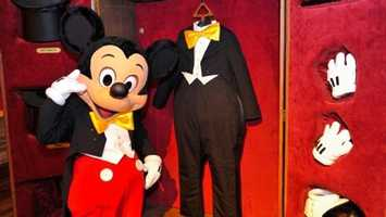 5. Did you know Walt Disney voiced Mickey Mouse through 1947? He just wasn't happy with the first few actors chosen for the job.