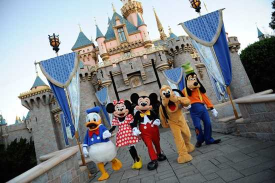 """8. When Walt Disney was contemplating a name for his first theme park, he considered calling it """"Mickey Mouse Village."""""""