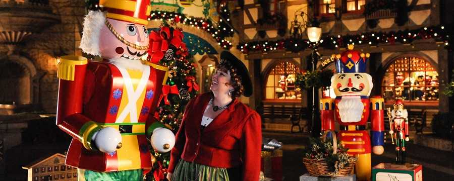 5. Holidays Around the World at EpcotWhen: Nov. 28-Dec. 30Where: Walt Disney World's Epcot Cost: Included in regular park admission.This Epcot tradition features storytellers, a daily character tree-lighting ceremony and a stunning display of snow-white lights. The Candlelight Processional, a favorite of all ages, includes celebrity guest narrators, accompanied by a massed choir and orchestra for a retelling of the Christmas story.