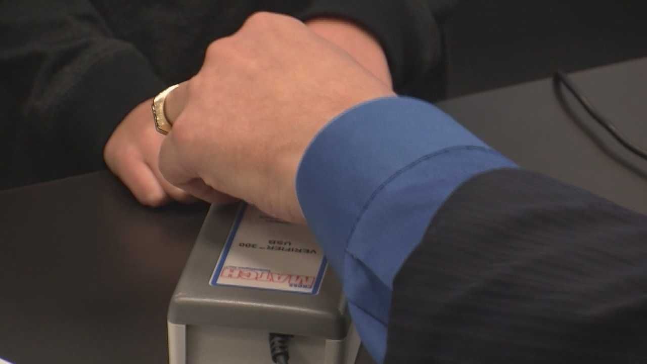 A new fingerprint and photo ID system to protect local children has come to Florida for the first time.