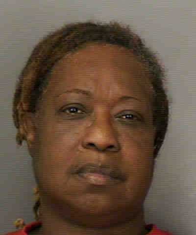RICHARDS, ALGERENE  MANNING   - DOMESTIC VIOLENCE BATTERY TOUCH OR STRIKE