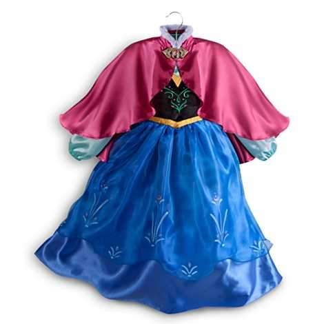 From Frozen - Anna costume.
