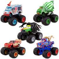 Monster Truck Mater deluxe figure set.