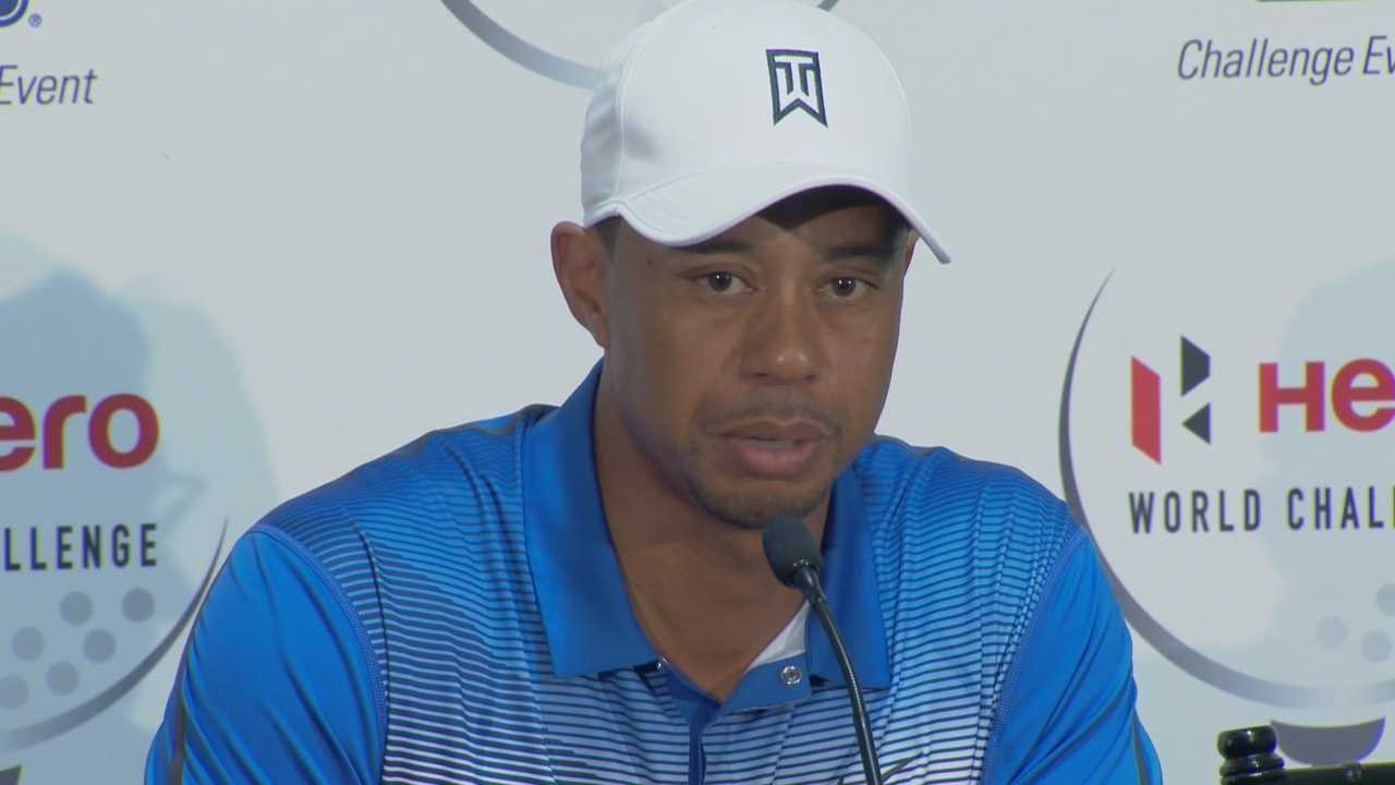 Tiger Woods is moving his popular Orlando-based golf tournament to the Bahamas starting in 2015.