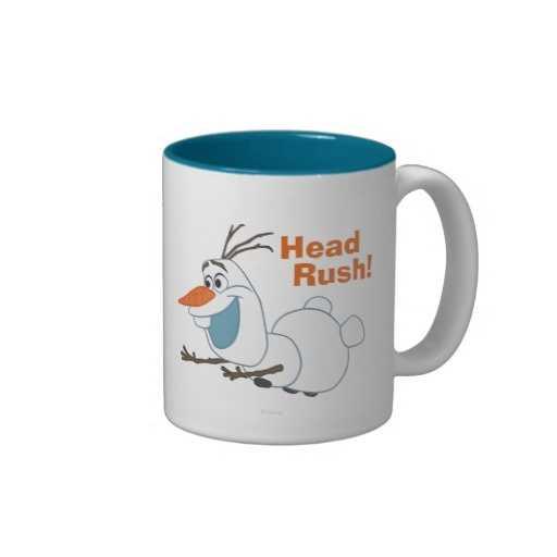 Olaf coffee mug - $16.95