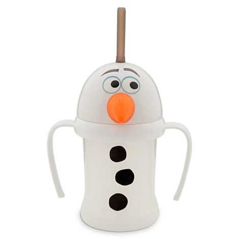 Olaf cup with straw for kids - $6.95