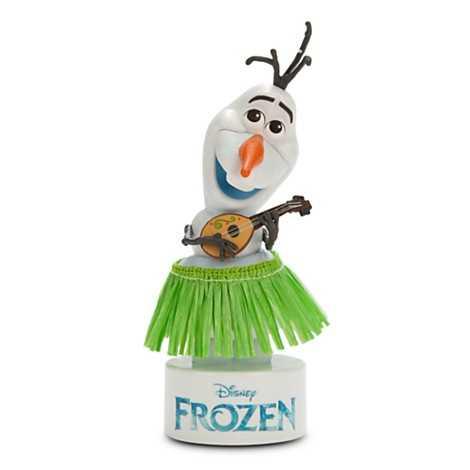 Olaf hula figure - $9.95