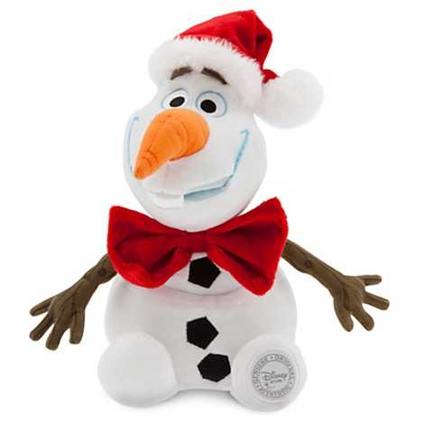Olaf holiday-themed plush toy - $14.95