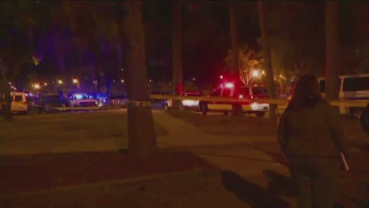 Emergency calls detailed the frantic moments at Florida State University after a gunman started shooting last month.