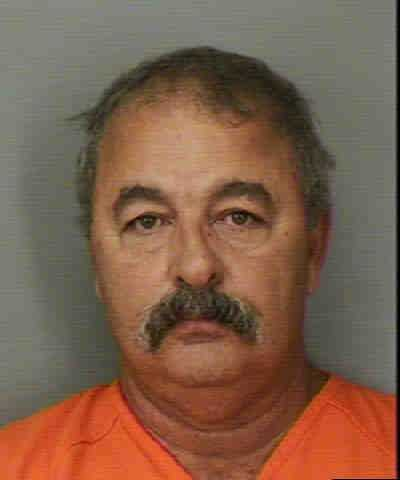 Guy Harrell, DOB 05/29/1956, Mulberry – charged with Solicit another for Lewdness, and Battery.