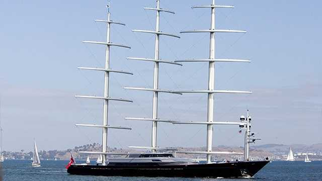 Maltese Falcon- $120 million