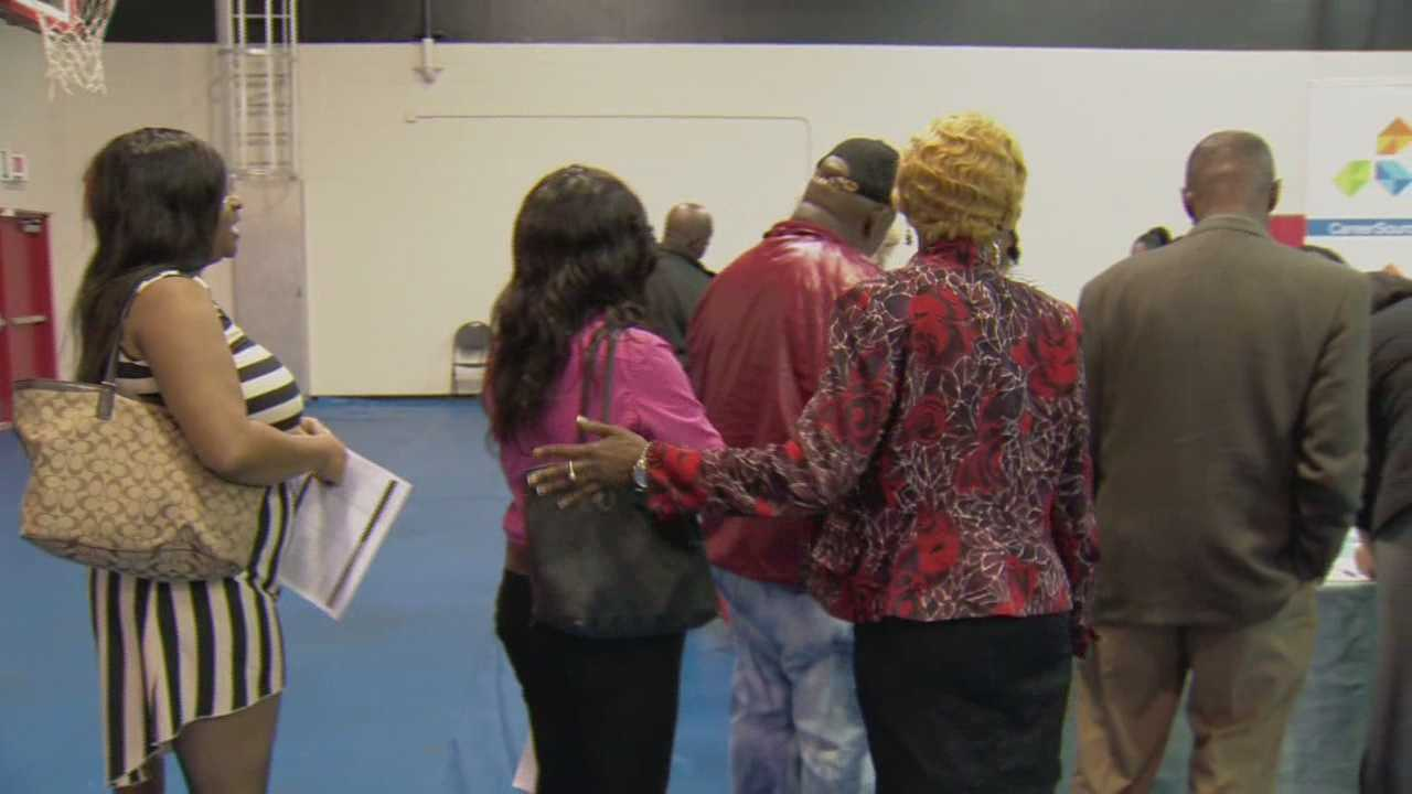 A job fair in Orlando will focus on candidates with a criminal past Thursday.