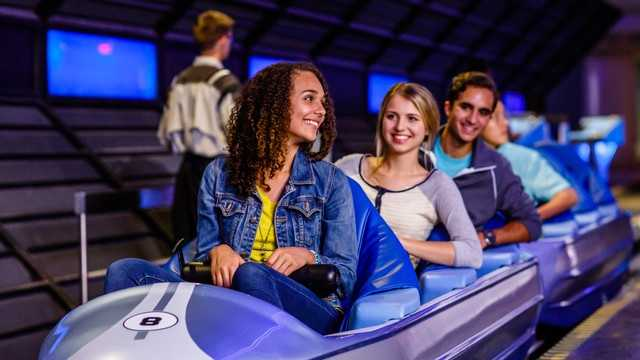 Space Mountain exists at every Disney Resort around the world.