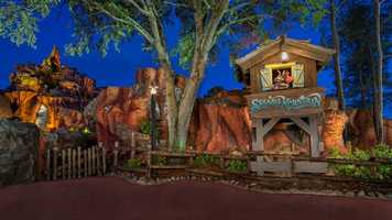 "The ""Song of the South"" song ""Zip-A-Dee-Doo-Dah"" is Splash Mountain's most notable musical feature, but the ride also includes two other songs from the movie: ""How Do You Do?"" and ""Everybody's Got a Laughin' Place."""