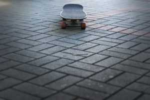 3. Skateboard