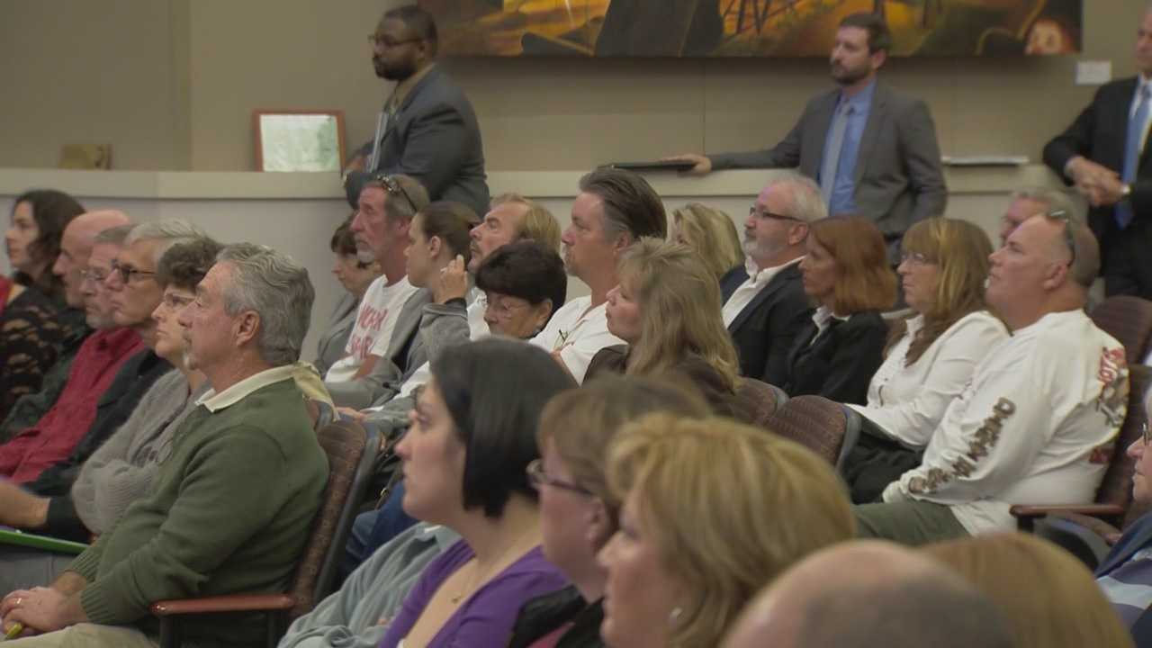 Orange County leaders voted on Thursday against building a new school in Wedgefield Estates in east Orange County.