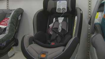 6. Florida booster seat laws for children to change in January - Florida is one of the only two states in the country that does not require children who've out-grown their safety seats to use booster seats, but that's about to change. (Read Story)