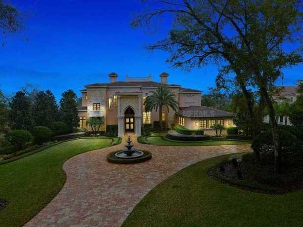 17. Dwight Howard sells home in Longwood - Dwight Howard sold his home in Longwood for less than half of what he purchased it for in 2008. (Read Story)