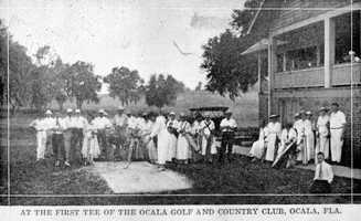 1919 - Ocala Golf and County Club in Ocala