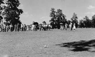 1960 - Golfers take part in Pee Wee Golf in Orlando