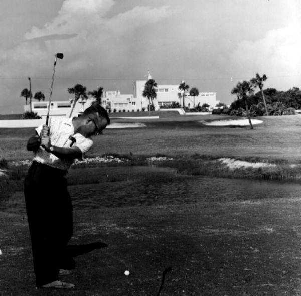 1961 - Golf in Ormond Beach