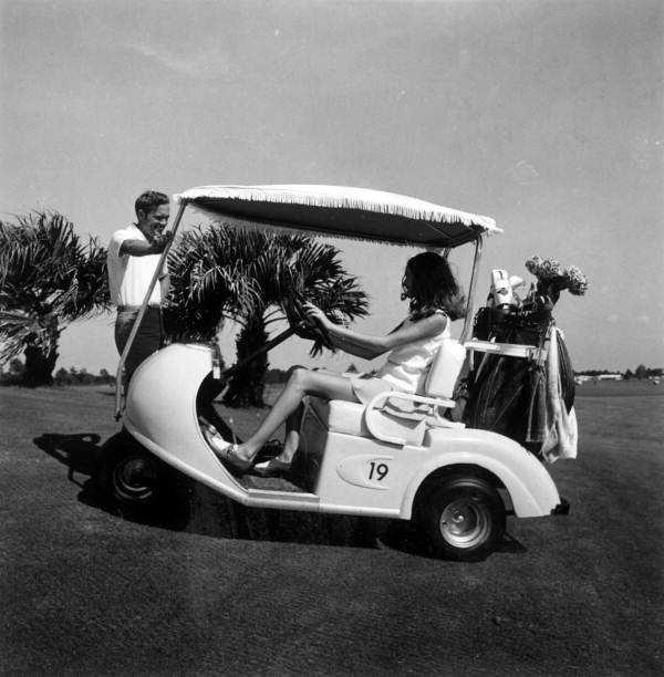 1970 - Golfers in Cocoa