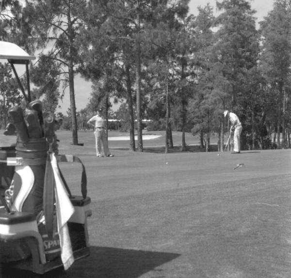 1980 - Golf in Polk County