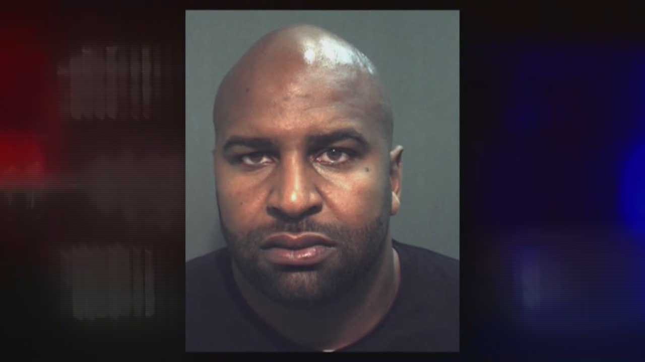 A Central Florida track coach is arrested after he is accused of groping one of his students.