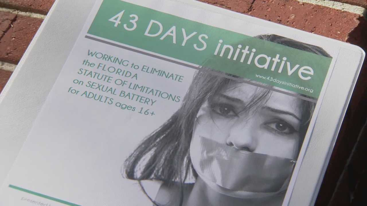 A local wife and mother is looking to change Florida laws pertaining to rape.